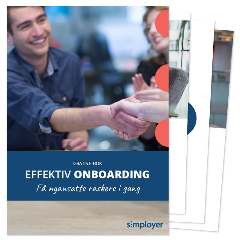 E-bok Effektiv onboarding