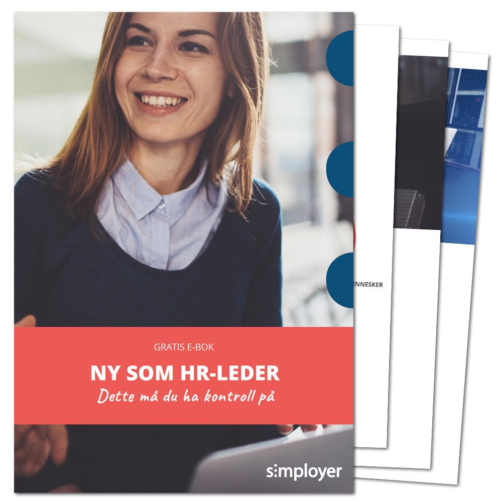 E-bok Ny som HR-leder
