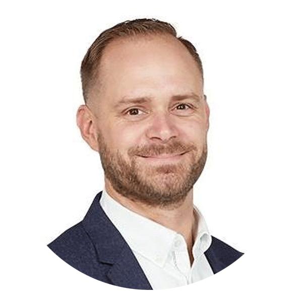 Fredrik Christiansson, Landschef Simployer Sverige