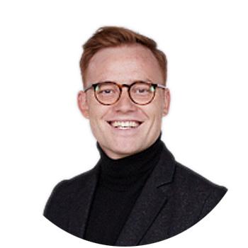 Felix Lundgren, Key Account Manager Simployer Sverige